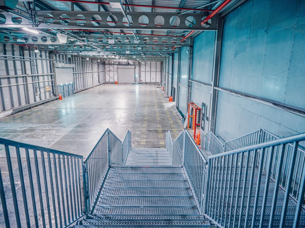Locations: The Printworks. Zone: Reel Storage