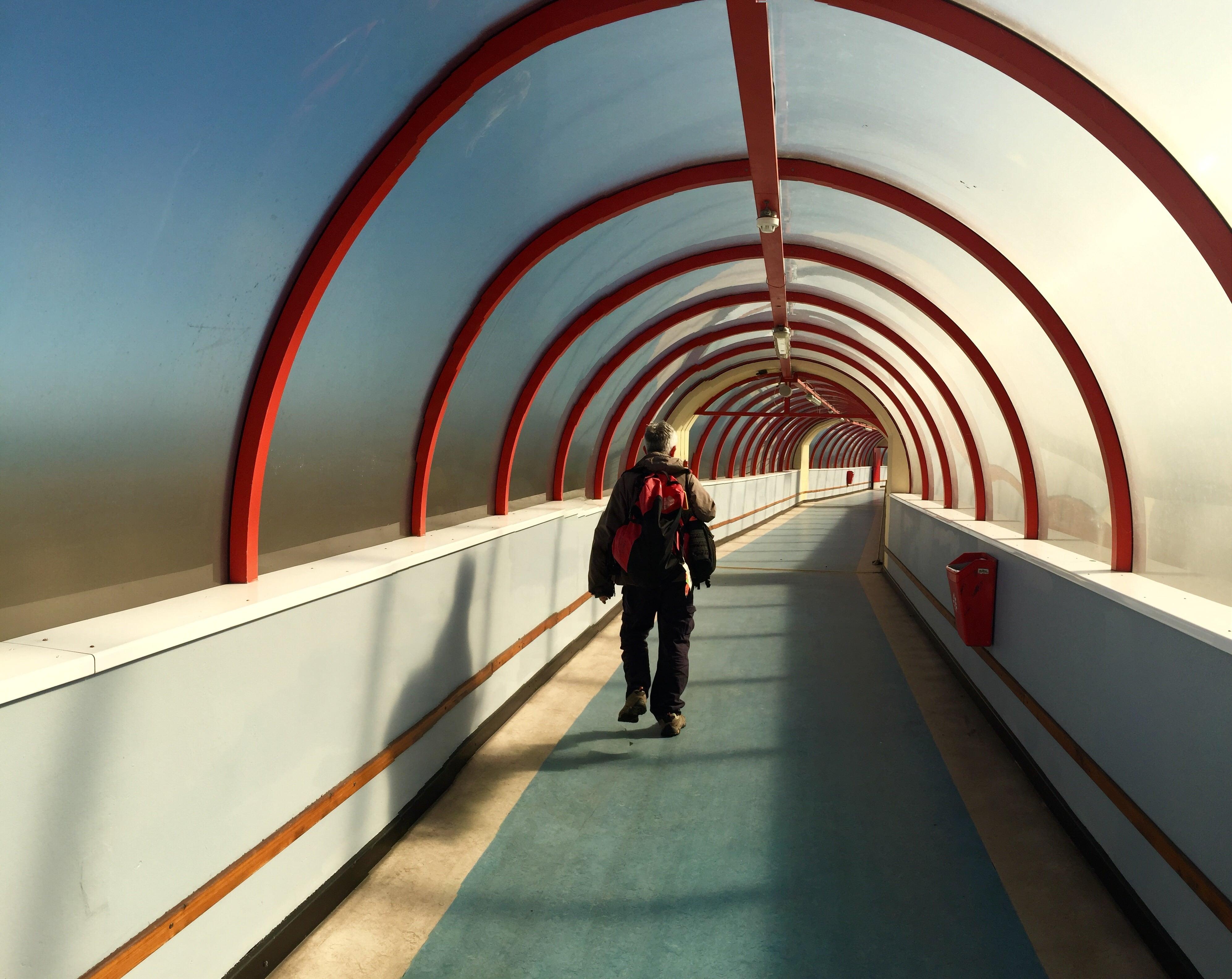 Man in Tunnel - Evie - Runner Up Street (10)