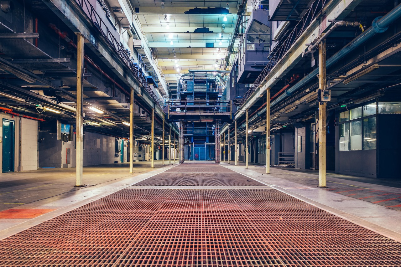 Location: Printworks London. Zone: The Press Hall