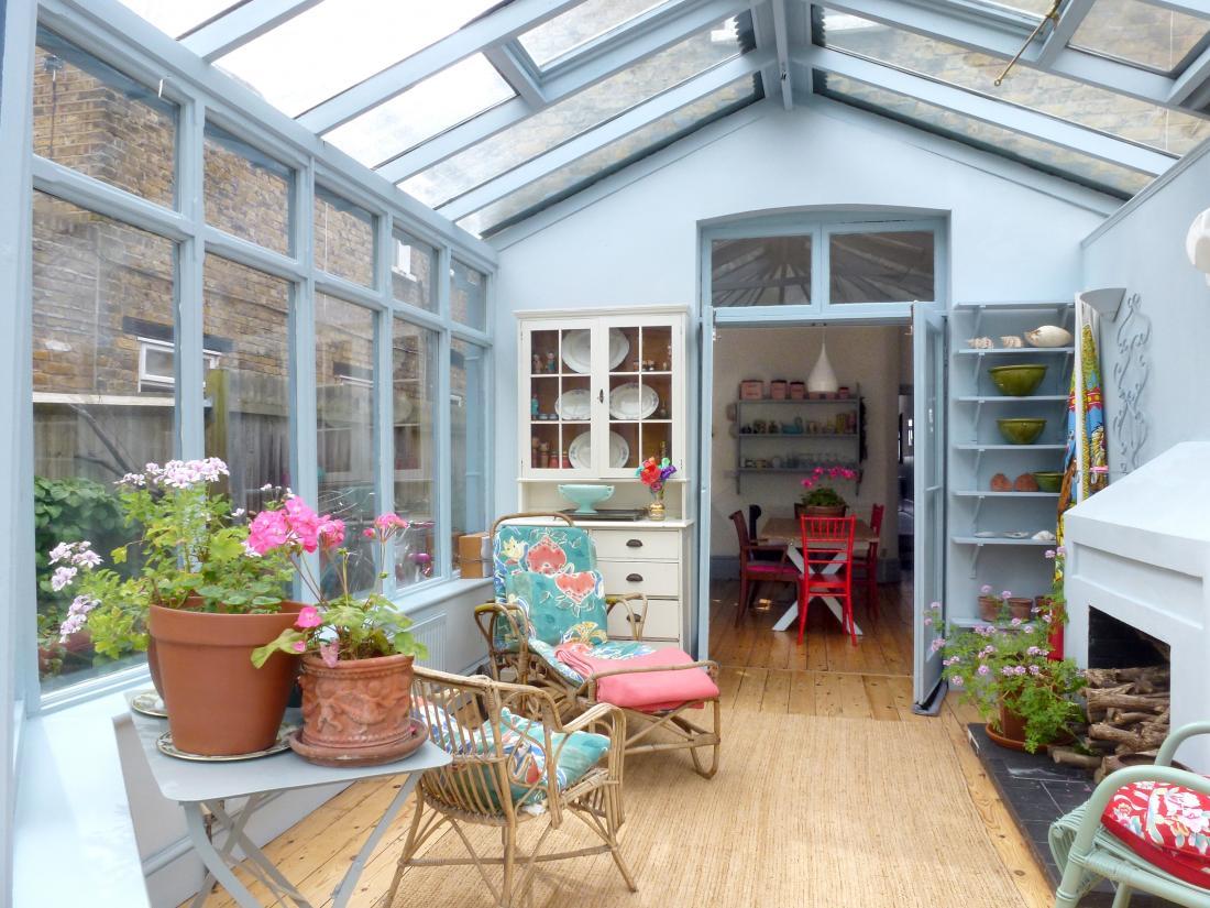 Northwood Pastels Conservatory - an abundance of light and summery joy (Ref 3561)