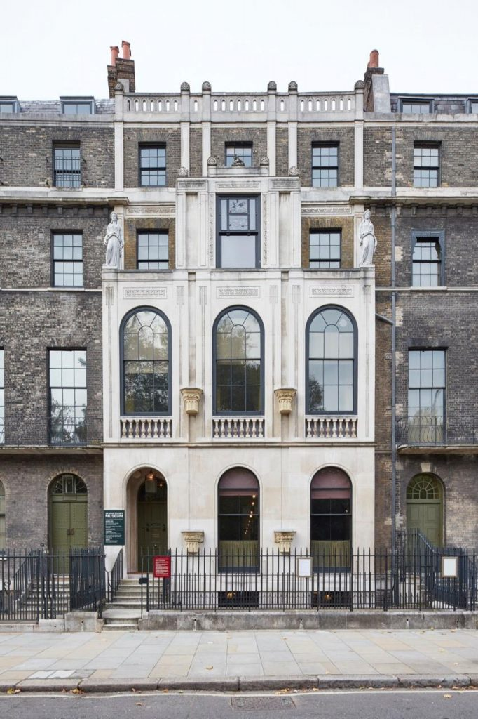 Outstanding inside and out: Sir John Soane's Museum at Lincoln's Inn Fields
