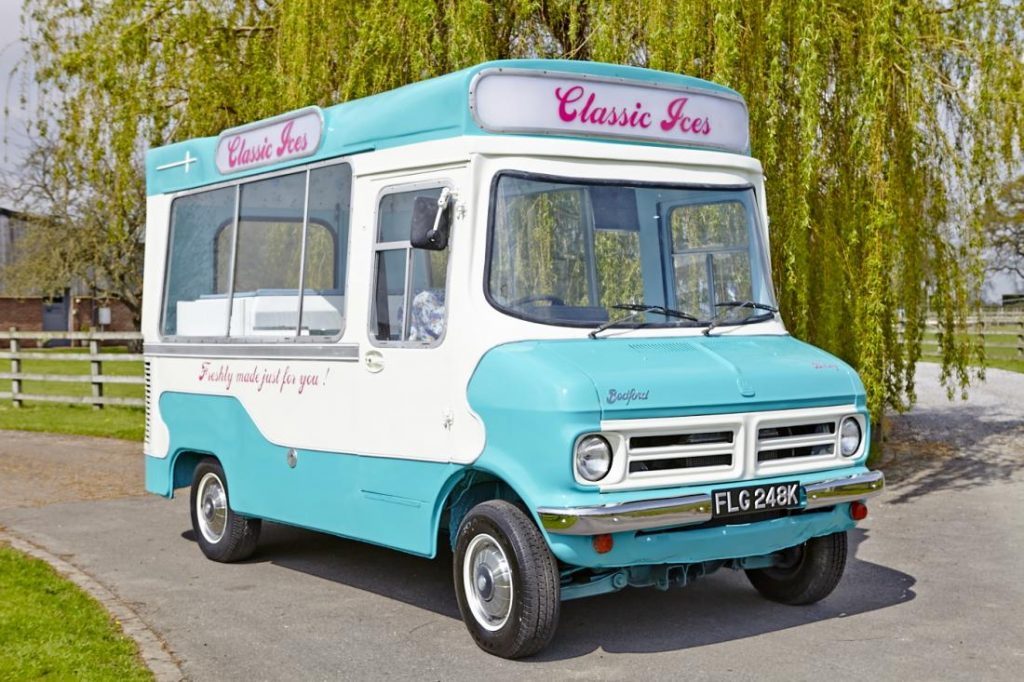 Betsey the Ice Cream Van