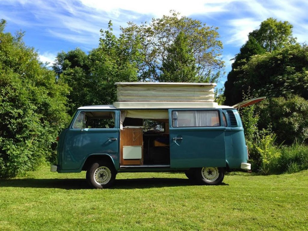 1974 VW Campervan